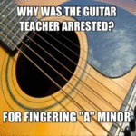 Why Was The Guitar Teacher Arrested?