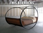 This Bed Rocks...