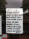 This Is A Fish Shop And We Sell Fish...
