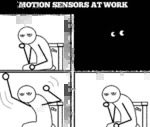 Motion Sensors At Work