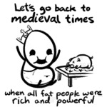 Let's Go Back To Medieval Times
