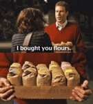 I Bought You Flours...