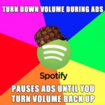 Turn Down Volume During Ads...