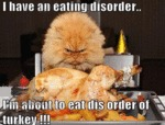 I Have An Eating Disorder...