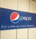 Pepsi: Put A Little Jizz In Your Shopping...