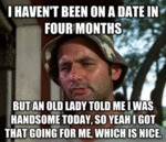 I Haven't Been On A Date In Four Months...
