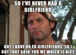 So I've Never Had A Girlfriend...
