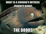 What Is A Jehovah's Witness Favorite Band?