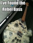 I've Found The Rebel Bass...