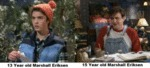 13 Year Old Marshall Eriksen Vs 15 Year Old...