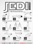 Jedi Workout May The Force Be With You
