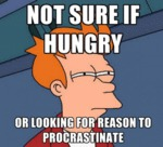 Not Sure If Hungry...