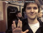Moscow Subway Is Fascinating