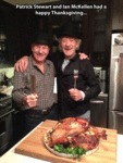 Patrick Stewart And Ian Mckellen Had A Happy...
