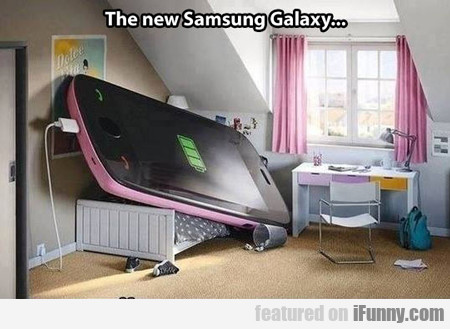 The New Samsung Galaxy...