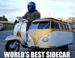 World's Best Sidecar...