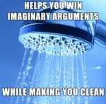 Helps You Win Imaginary Arguments...