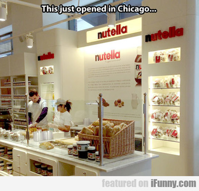 This Just Opened In Chicago...