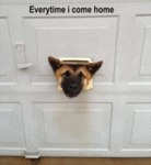 Everytime I Come Home...