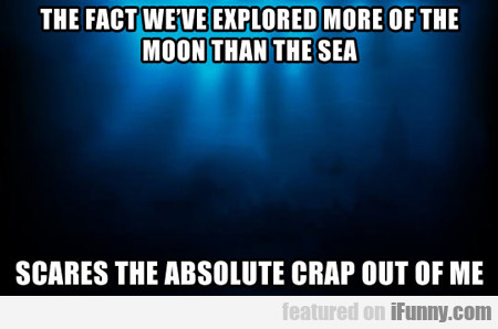 The Fact We've Explored...