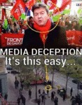 Media Deception, It's This Easy...