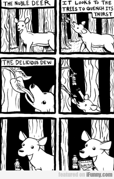 The Noble Deer