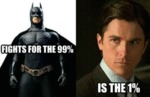 Fights For The 99%, Is The 1%...
