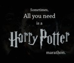 Sometimes All You Need Is A Harry Potter...