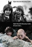 Elijah Wood And Macaulay Culkin...