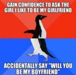 Gain Confidence To Ask The Girl I Like To Be My...