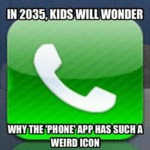 In 2035, Kids Will Wonder...