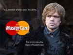 A Lannister Always Pays His Debts...