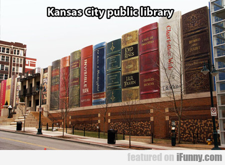 Kansas City Public Library...