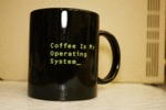 Cofee Is My Operating System