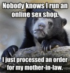 Nobody Knows I Run An Online Sex Shop...