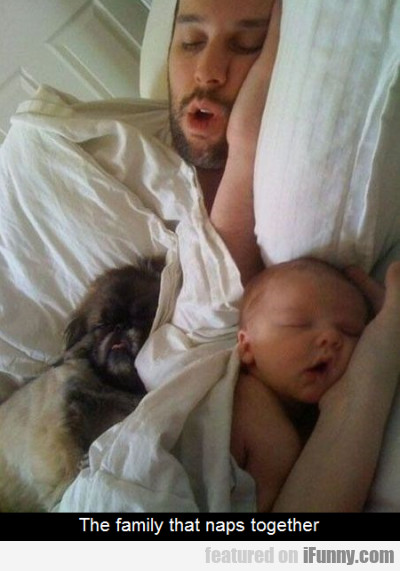The Family That Naps Together