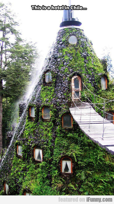 this is a hotel in chile...