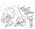 Run Forest, Ruuuuuuun