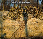 Rock Wall Artwork...