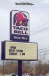 Taco Bell Is Hiring...