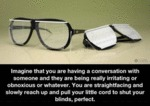 Imagine That You Are Having A Conversation...