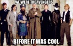 Were The Avengers Before It Was Cool...