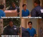 Package For Josh Nichols...