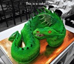 This Is A Cake...