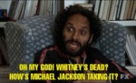 Oh My God! Whitney's Dead?