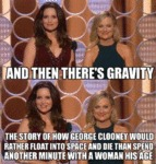 And Then There's Gravity...
