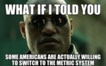 What If I Told You Some Americans Are...