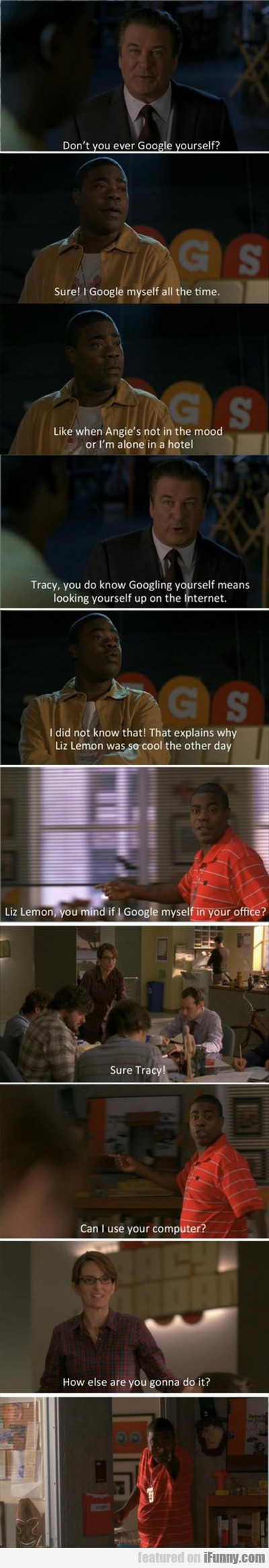 Do You Ever Google Yourself?