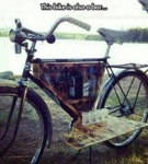 This Bike Is Also A Bar...