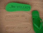 Follow Me, Bring Beer...